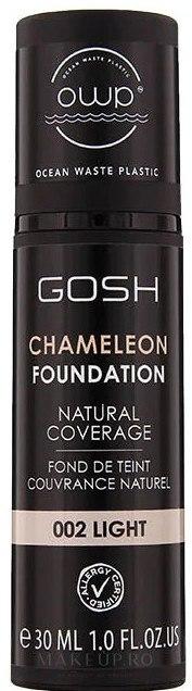 Fond de ten - Gosh Chameleon Foundation — Imagine 002 - Light