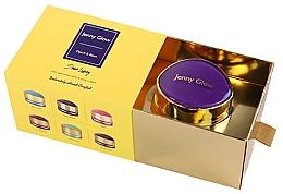 Parfumuri și produse cosmetice Sterling Parfums Jenny Glow Myrrh & Bean - Cremă parfumată pentru mâini și corp