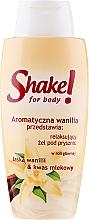 """Parfumuri și produse cosmetice Gel de duș """"Vanilie"""" - Shake for Body Shower Gel Vanilla"""