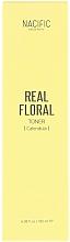 Parfumuri și produse cosmetice Toner facial cu extract de gălbenele - Nacific Real Floral Calendula Toner