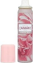 Parfumuri și produse cosmetice Coty L'Aimant Fleur De Rose - Spray de corp