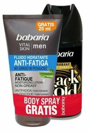 Set - Babaria Men Vital Skin Antifatiga Set (deo/150ml+fluid/75ml) — Imagine N1