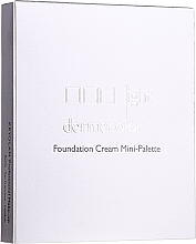 Parfumuri și produse cosmetice Paletă corector - Kryolan Dermacolor Light Foundation Cream Mini-Palette