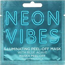 Parfumuri și produse cosmetice Mască de față - Marion Neon Vibes Illuminating Peel-Off Mask