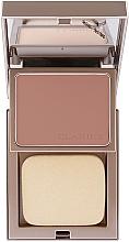 Parfumuri și produse cosmetice Pudră rezistentă compactă - Clarins Everlasting Compact Foundation SPF 9