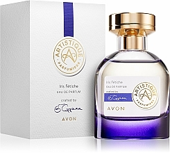 Avon Iris Fetiche - Set (edp/50 ml + edp/2x10ml) — Imagine N2