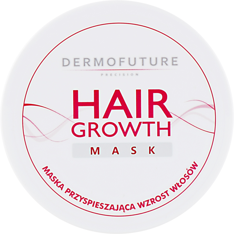 Mască pentru stimularea creșterii părului - DermoFuture Hair Growth Mask