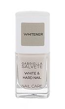 Parfumuri și produse cosmetice Primer pentru unghii - Gabriella Salvete Nail Care White & Hard