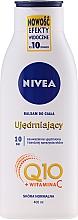 Parfumuri și produse cosmetice Loțiune hidratantă de corp Q10 Plus - Nivea Q10 PLUS Body Lotion