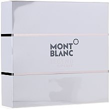Parfumuri și produse cosmetice Montblanc Legend Spirit - Set (edt/100ml + asb/100ml + mini/7.5ml)