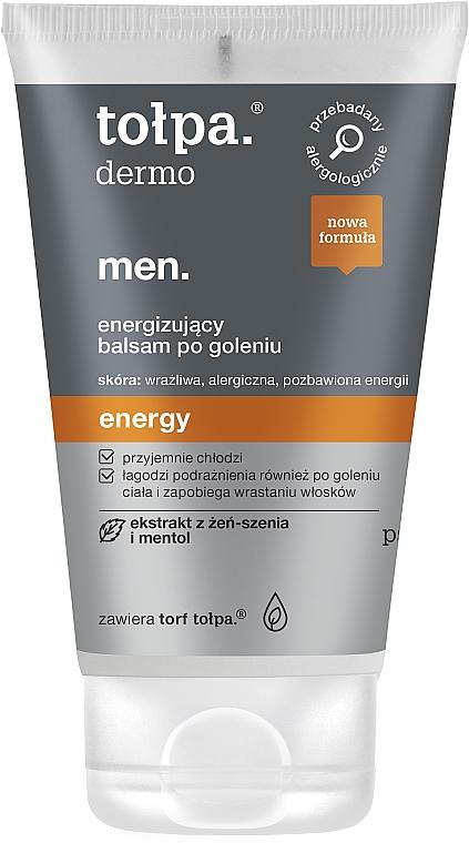Balsam după ras - Tolpa Men Energy After Shave Balm — Imagine N1