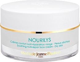 Parfumuri și produse cosmetice Cremă hidratantă pentru față - Methode Jeanne Piaubert Soothing Nutri-Repair Face Cream