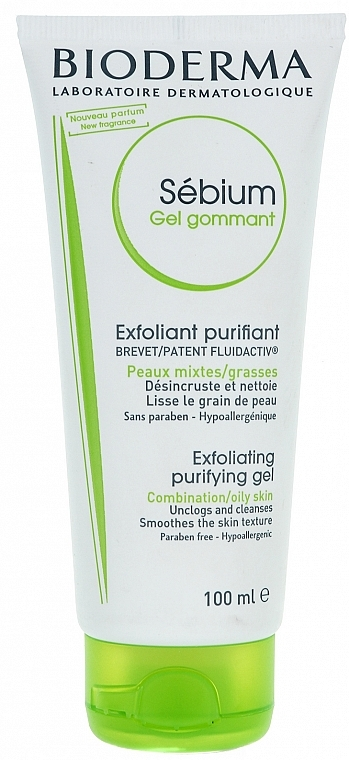 Gel exfoliant - Bioderma Sebium Exfoliating Purifying Gel