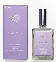 Parfumuri și produse cosmetice Erbario Toscano Lavender Home & Linen Spray - Spray parfumat pentru casă