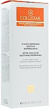 Parfumuri și produse cosmetice Fluid după bronzare - Collistar After Sun Fluid Soothing Refreshing