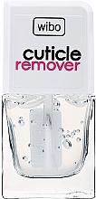 Parfumuri și produse cosmetice Loțiune pentru îndepărtarea cuticulei - Wibo Cuticle Remover
