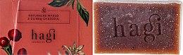 Parfumuri și produse cosmetice Săpun natural cu argilă marocană și mătase - Hagi Soap
