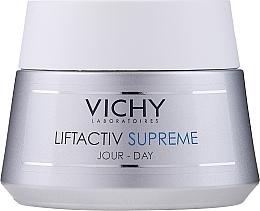 Parfumuri și produse cosmetice Loțiune cu acțiune de lungă durată pentru corecția ridurilor și de refacere a fermității, pentru pielea uscată - Vichy Liftactiv Supreme