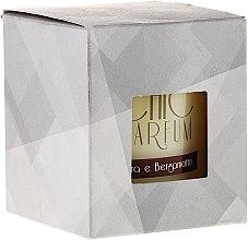 Lumânare parfumată - Chic Parfum Ambra E Bergamotto Candle — Imagine N2