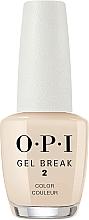 Parfumuri și produse cosmetice Întăritor pentru unghii - O.P.I Gel Break Lacquer