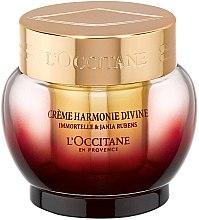 Parfumuri și produse cosmetice Cremă de față - L'occitane Jania Rubens Harmony Divine Cream