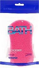 Parfumuri și produse cosmetice Burete de baie, roz - Suavipiel Microfiber Bath Sponge Extra Soft