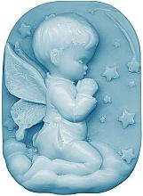 Parfumuri și produse cosmetice Săpun cu glicerină - Bulgarian Rose Glycerin Fragrant Soap Blue Angel