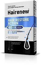 """Parfumuri și produse cosmetice Complex inovator de păr """"Recuperare expresă"""" - Hairenew Hair Restore Action Super Restore System"""