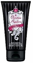 Parfumuri și produse cosmetice Christina Aguilera Secret Potion - Gel de duș