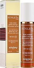 Parfumuri și produse cosmetice Cremă de protecție solară - Sisley Sunleya G.E. Age Minimizing Global Sun Care SPF 50/PA+++