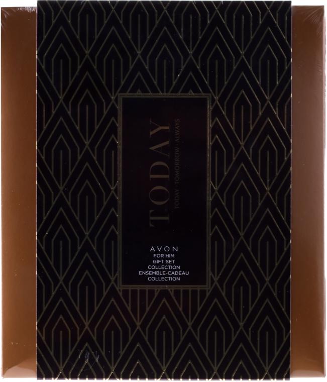 Avon Today Tomorrow Always For Him - Set (edt/75ml + shm/sh/gel/200ml) — Imagine N4