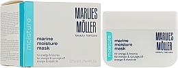 Parfumuri și produse cosmetice Mască hidratantă de față - Marlies Moller Marine Moisture Mask