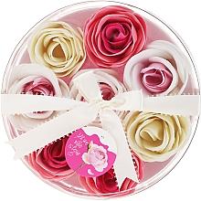 """Parfumuri și produse cosmetice Confetti pentru baie """"Vanilie"""", 8 bucăți - Spa Moments Bath Confetti Vanilla"""