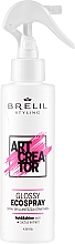 Parfumuri și produse cosmetice Spray pentru păr - Brelil Art Creator Glossy Ecospray