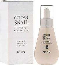 Parfumuri și produse cosmetice Ser facial - Skin79 Golden Snail Intensive Radiant Serum