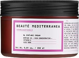 Parfumuri și produse cosmetice Cremă de față - Beaute Mediterranea Botox Like Syn Ake Cream