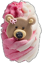 Parfumuri și produse cosmetice Bombă de baie - Bomb Cosmetics Teddy Bears Picnic Bath Mallow