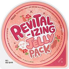 Parfumuri și produse cosmetice Mască din țesătură pentru față - Yadah Revitalizing Jelly Pack