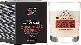 """Parfumuri și produse cosmetice Lumânare naturală pentru masaj """"Ciocolată"""" - Sezmar Collection"""