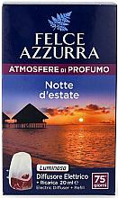 Parfumuri și produse cosmetice Difuzor aromatic, electric - Felce Azzurra Summer Night