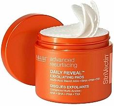 Parfumuri și produse cosmetice Bureți de machiaj - Strivectin Advanced Resurfacing Daily Reveal Exfoliating Pads