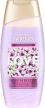 Parfumuri și produse cosmetice Cremă de duș - Avon Senses Love in Bloom Shower Cream