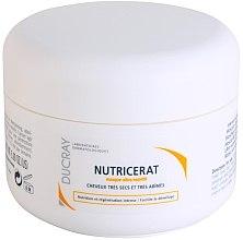 Parfumuri și produse cosmetice Mască nutritivă de păr - Ducray Nutricerat