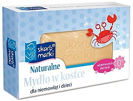 Parfumuri și produse cosmetice Săpun natural pentru copii - Skarb Matki