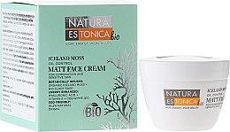 """Parfumuri și produse cosmetice Cremă de față, cu efect matifiant """"Mușchi islandez"""" - Natura Estonica Iceland Moss Matt Face Cream"""