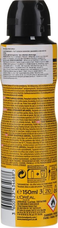 Deodorant-antiperspirant pentru bărbați - L'Oreal Men Expert Invincible Sport Deodorant 96H — фото N2