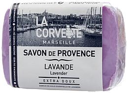 """Parfumuri și produse cosmetice Săpun """"Lavandă"""" - La Corvette Soap"""