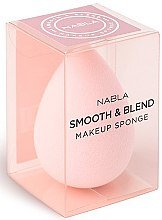 Parfumuri și produse cosmetice Burete pentru machiaj - Nabla Smooth & Blend Makeup Sponge