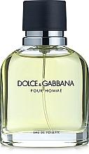 Parfumuri și produse cosmetice Dolce & Gabbana Pour Homme - Apă de toaletă