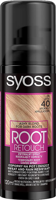 Spray cu efect de culoare pentru uniformizarea rădăcinilor - Syoss Root Retoucher Spray